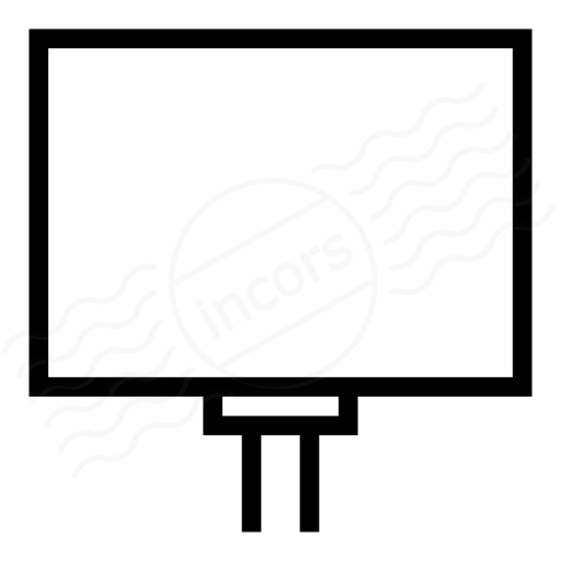 Billboard Empty Icon