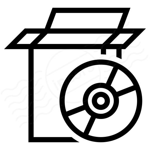 Box Software Icon