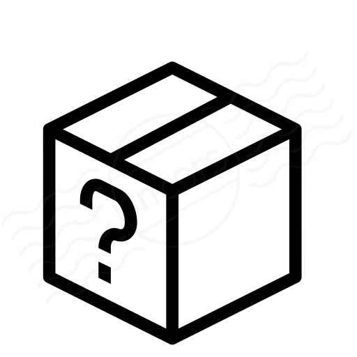 Box Surprise Icon