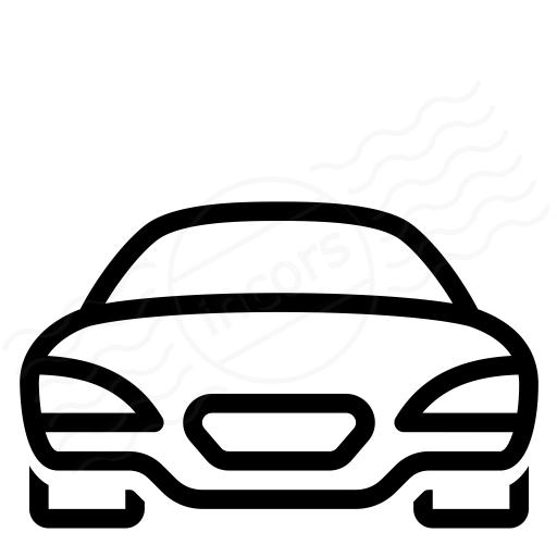 Car Sports Icon