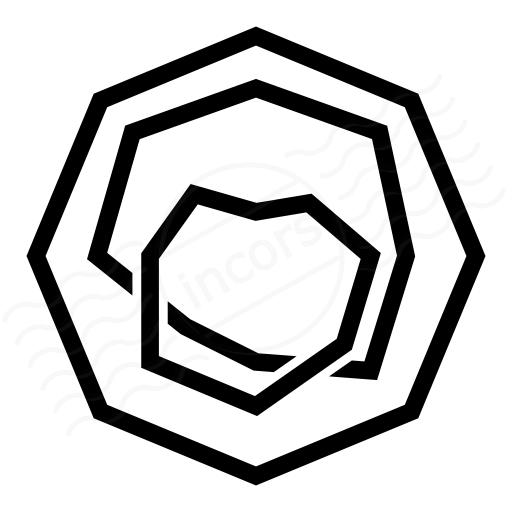 Chart Radar Icon
