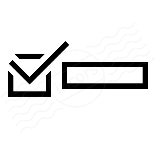 Checkbox Selected Icon