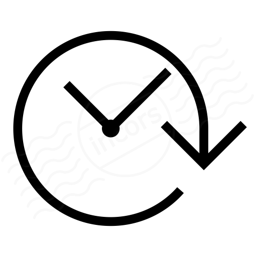 Clock Forward Icon