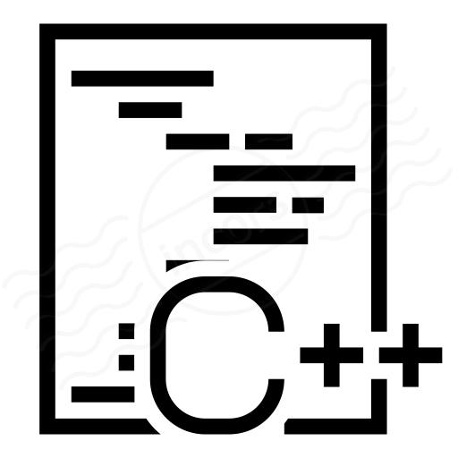 Code Cplusplus Icon