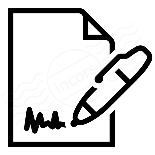 Contract Icon