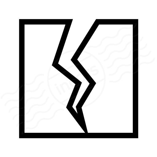 Crack Icon