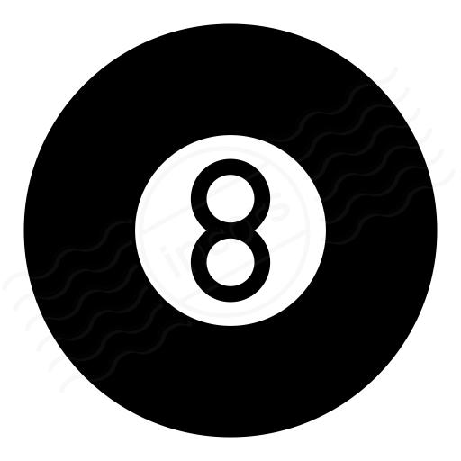 Eightball Icon