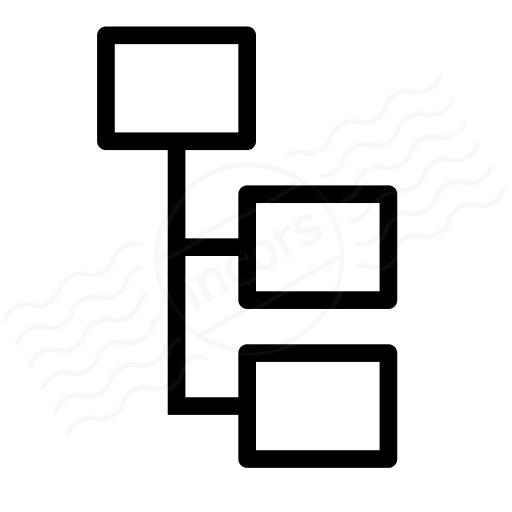 Elements Tree Icon