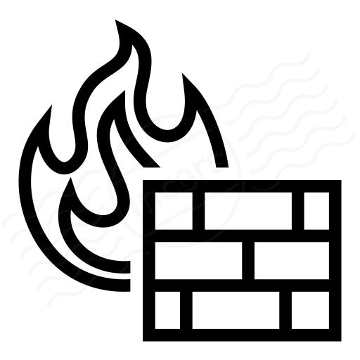 Firewall 2 Icon