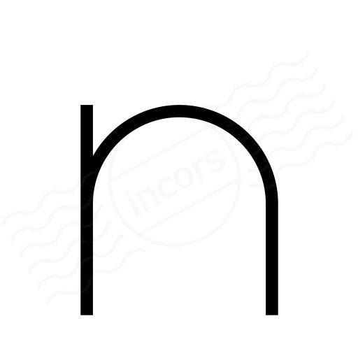 Font Style Normal Icon