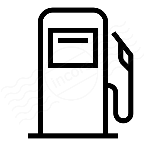 Fuel Dispenser Icon