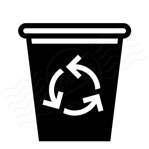 Garbage Full Icon
