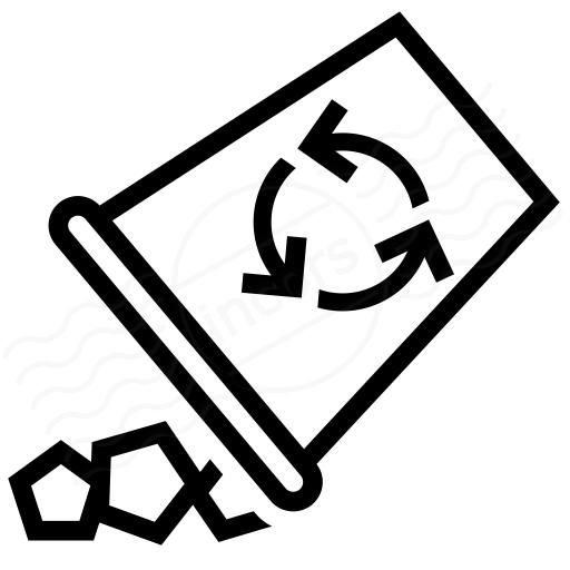 Garbage Make Empty Icon