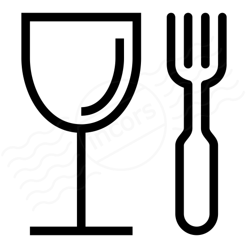 Glass Fork Icon