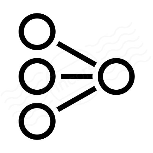 Graph Claw Icon