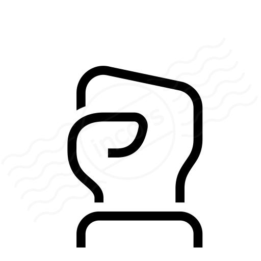 Hand Fist 2 Icon