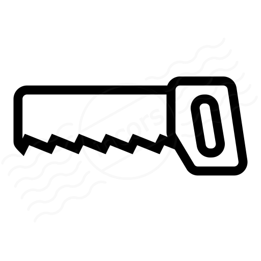 Handsaw Icon