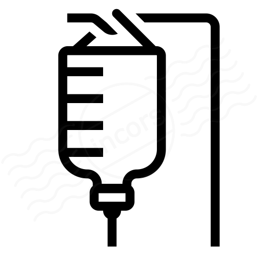Infusion Drip Icon