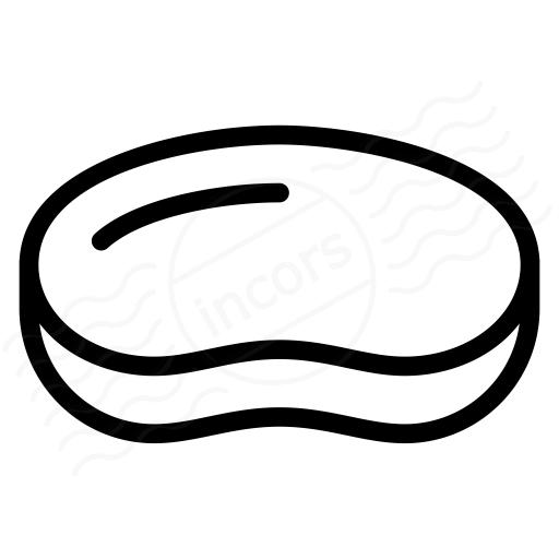 Kidney Dish Icon