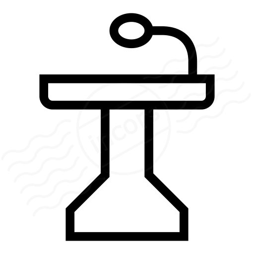 Lectern Icon