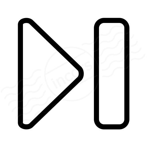 Media End Icon