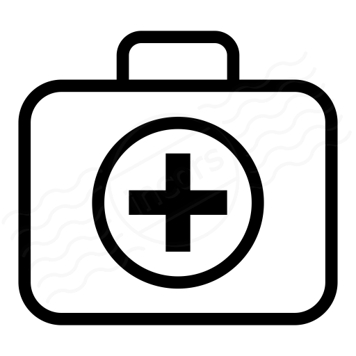 Iconexperience 187 I Collection 187 Medical Bag Icon