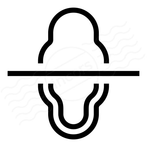 Mirror Vertically Icon