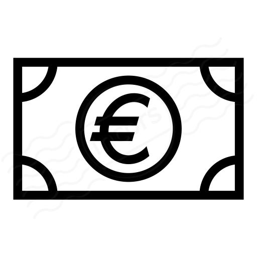 Money Euro Icon