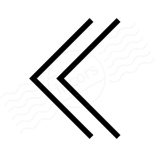 Navigate Left 2 Icon