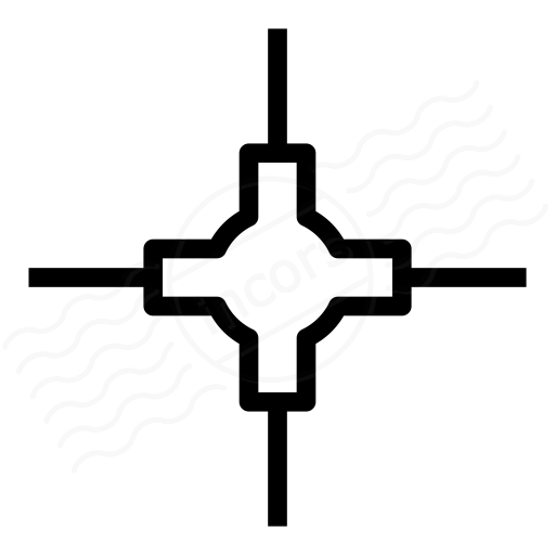 Network Node Icon