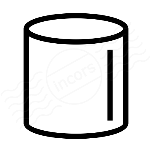 Object Cylinder Icon