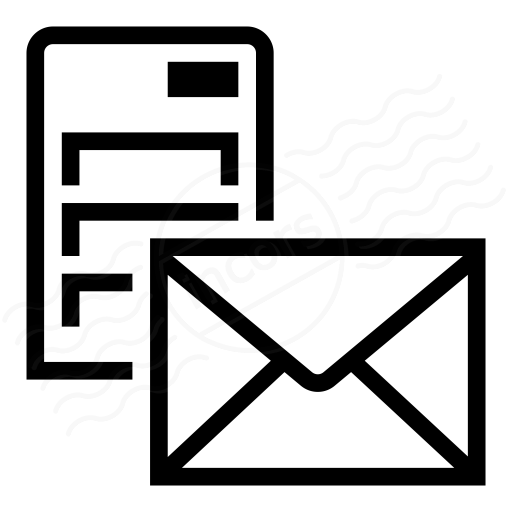Server Mail Icon