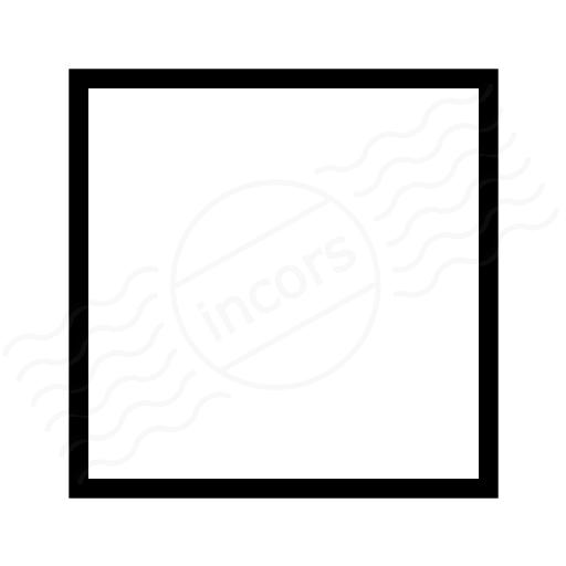 Shape Square Icon