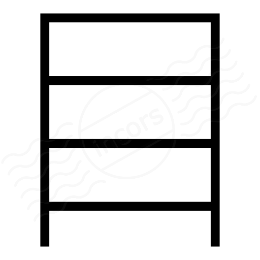 Shelf Empty Icon