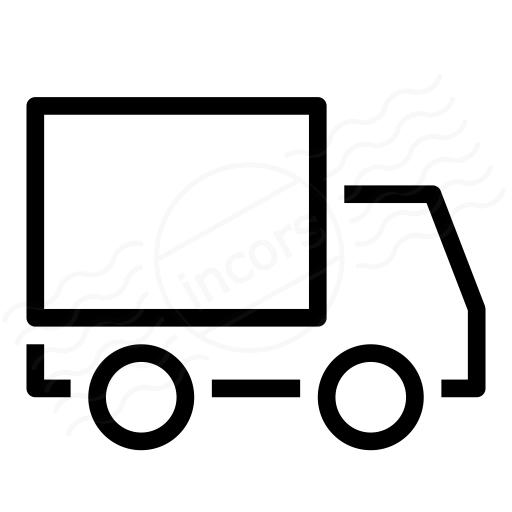 Small Truck Icon