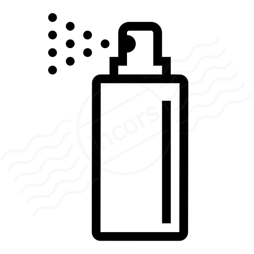 Spray Can Icon