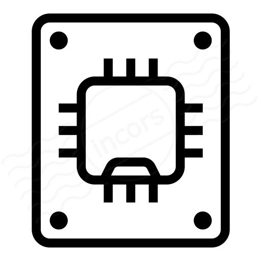 Ssd Drive Icon