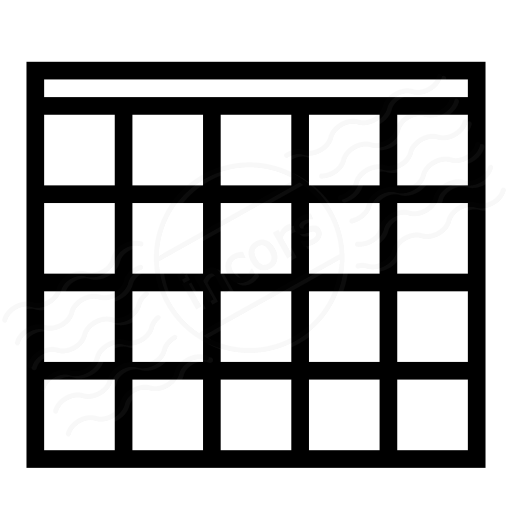 plain table chart.  Table Table Icon To Plain Chart T