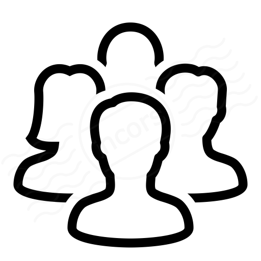 Users 4 Icon