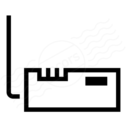 Wlan Router Icon