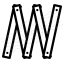 Folding Rule Icon 64x64