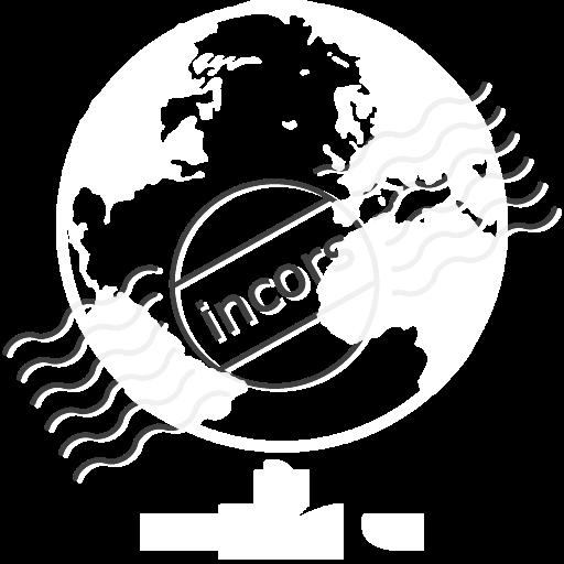 Earth Network Icon