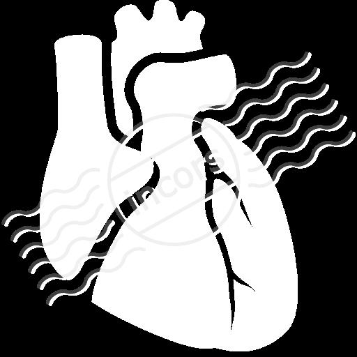 Heart Organ Icon