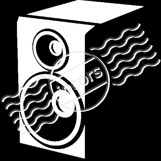Loudspeaker 2 Icon