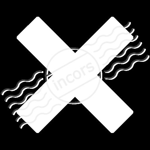 Navigate Cross Icon