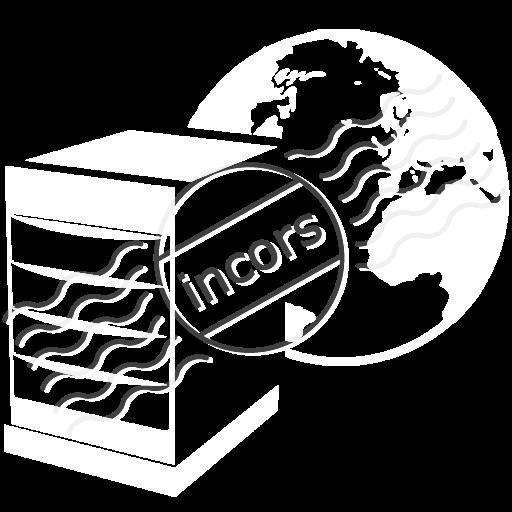 Server Earth Icon