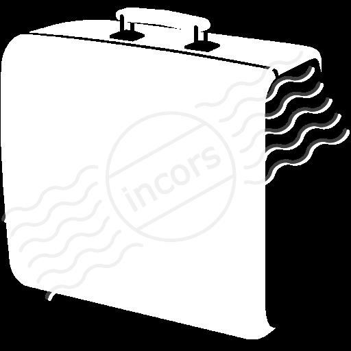 Suitcase 2 Icon