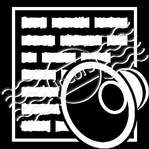 Text Loudspeaker Icon