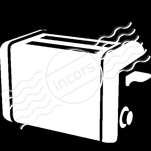 Toaster Empty Icon