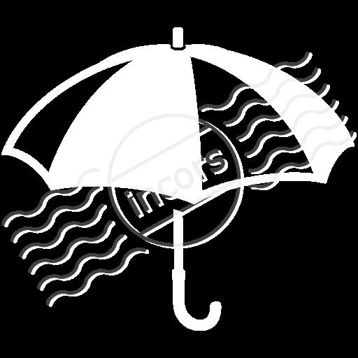 Umbrella Open Icon